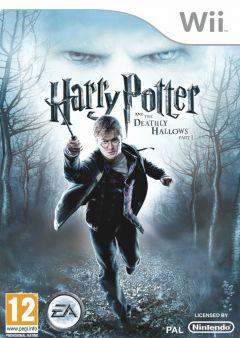 Jaquette de Harry Potter et les Reliques de la Mort - Première Partie Wii