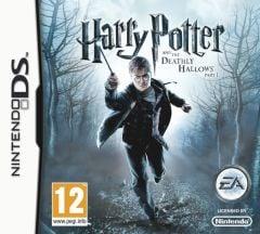 Jaquette de Harry Potter et les Reliques de la Mort - Première Partie DS