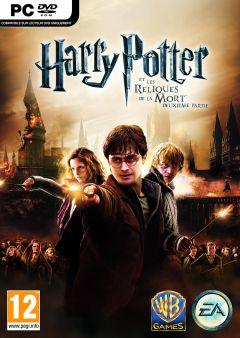 Jaquette de Harry Potter et les Reliques de la Mort - Deuxième Partie PC