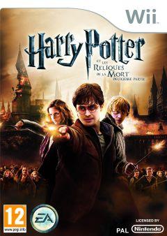 Jaquette de Harry Potter et les Reliques de la Mort - Deuxième Partie Wii