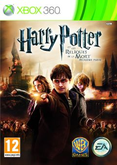 Jaquette de Harry Potter et les Reliques de la Mort - Deuxième Partie Xbox 360