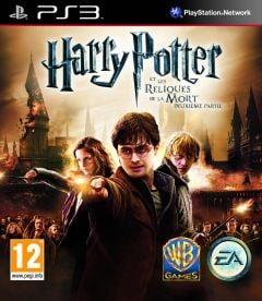 Jaquette de Harry Potter et les Reliques de la Mort - Deuxième Partie PlayStation 3