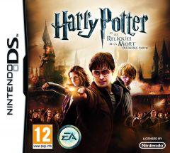 Jaquette de Harry Potter et les Reliques de la Mort - Deuxième Partie DS