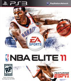 Jaquette de NBA Elite 11 PlayStation 3