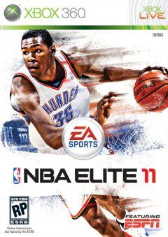Jaquette de NBA Elite 11 Xbox 360