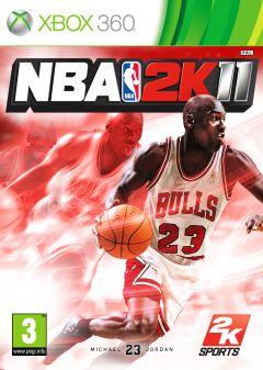 Jaquette de NBA 2K11 Xbox 360