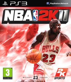 Jaquette de NBA 2K11 PlayStation 3