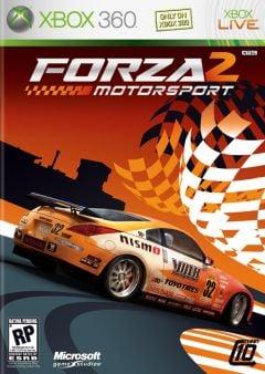 Jaquette de Forza Motorsport 2 Xbox 360