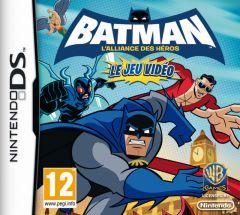 Jaquette de Batman : l'Alliance des Héros DS