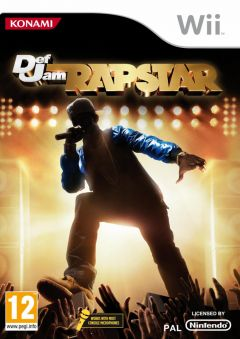 Jaquette de Def Jam Rapstar Wii