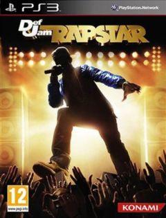 Jaquette de Def Jam Rapstar PlayStation 3