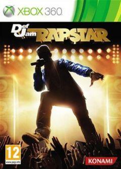 Jaquette de Def Jam Rapstar Xbox 360