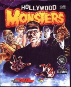 Jaquette de Hollywood Monsters PC