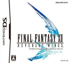 Jaquette de Final Fantasy XII : Revenant Wings DS
