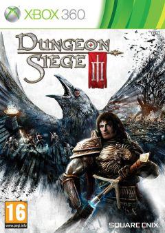 Jaquette de Dungeon Siege III Xbox 360