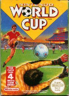 Jaquette de Nintendo World Cup NES