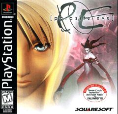 Jaquette de Parasite Eve PlayStation