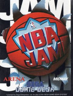 Jaquette de NBA Jam (original) GameGear