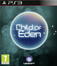 Jaquette de Child of Eden PlayStation 3