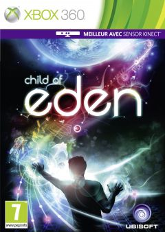 Jaquette de Child of Eden Xbox 360