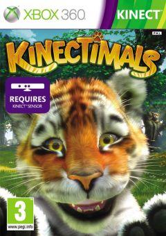 Jaquette de Kinectimals Xbox 360