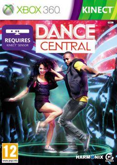 Jaquette de Dance Central Xbox 360