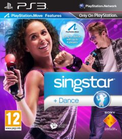 Jaquette de SingStar Dance PlayStation 3