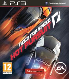 Jaquette de Need For Speed : Hot Pursuit PlayStation 3