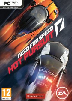 Jaquette de Need For Speed : Hot Pursuit PC