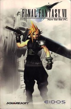 Jaquette de Final Fantasy VII PC