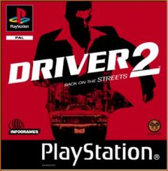 Jaquette de Driver 2 PlayStation