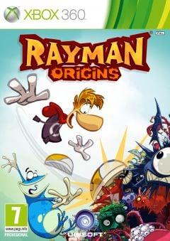 Jaquette de Rayman Origins Xbox 360