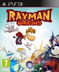 Jaquette de Rayman Origins PS3
