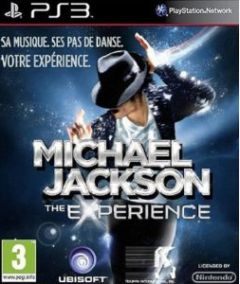 Jaquette de Michael Jackson : The Experience PlayStation 3