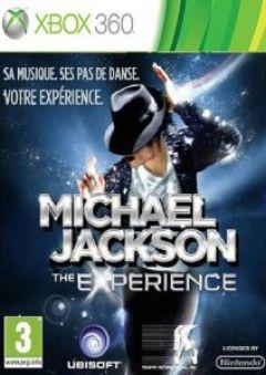 Jaquette de Michael Jackson : The Experience Xbox 360