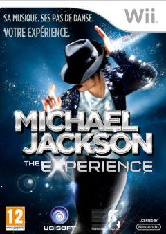 Jaquette de Michael Jackson : The Experience Wii