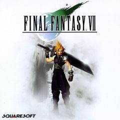 Jaquette de Final Fantasy VII PlayStation 3