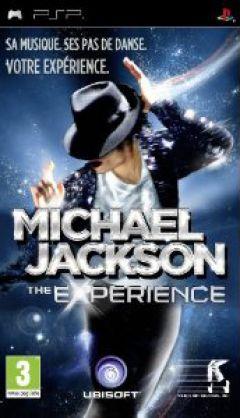 Jaquette de Michael Jackson : The Experience PSP