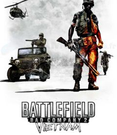 Jaquette de Battlefield Bad Company 2 Vietnam PC