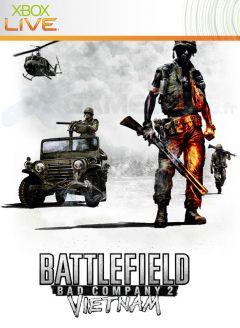 Jaquette de Battlefield Bad Company 2 Vietnam Xbox 360