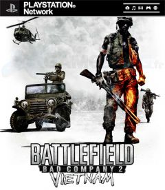 Jaquette de Battlefield Bad Company 2 Vietnam PlayStation 3