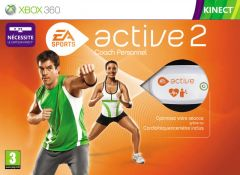 Jaquette de EA Sports Active 2 Xbox 360