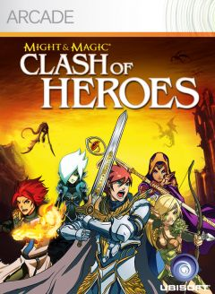 Jaquette de Might & Magic : Clash of Heroes Xbox 360
