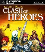 Jaquette de Might & Magic : Clash of Heroes PlayStation 3