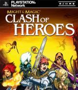 Jaquette de Might & Magic : Clash of Heroes PlayStation 3