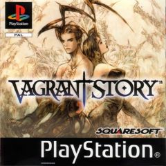 Jaquette de Vagrant Story PlayStation