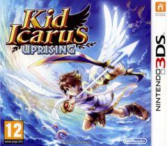 Jaquette de Kid Icarus Uprising Nintendo 3DS