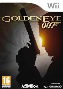 Jaquette de GoldenEye 007 Wii
