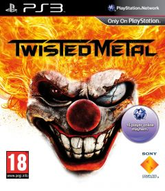 Jaquette de Twisted Metal PS3 PlayStation 3