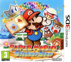 Paper Mario : Sticker Star (Nintendo 3DS)